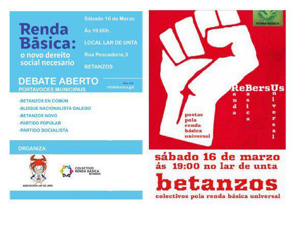 Renda Basica 16-03-2019