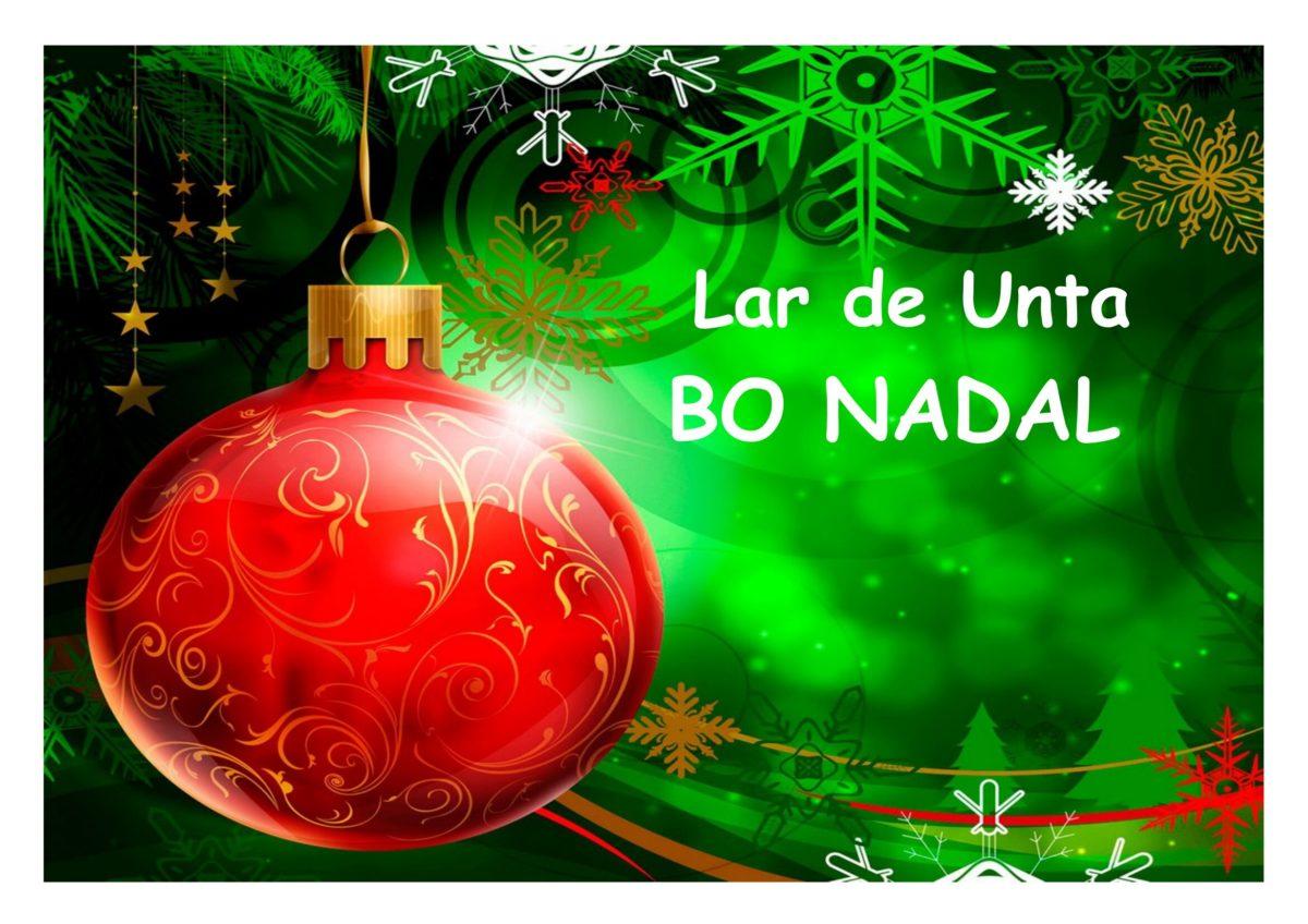 Bon Nadal a todos os socios