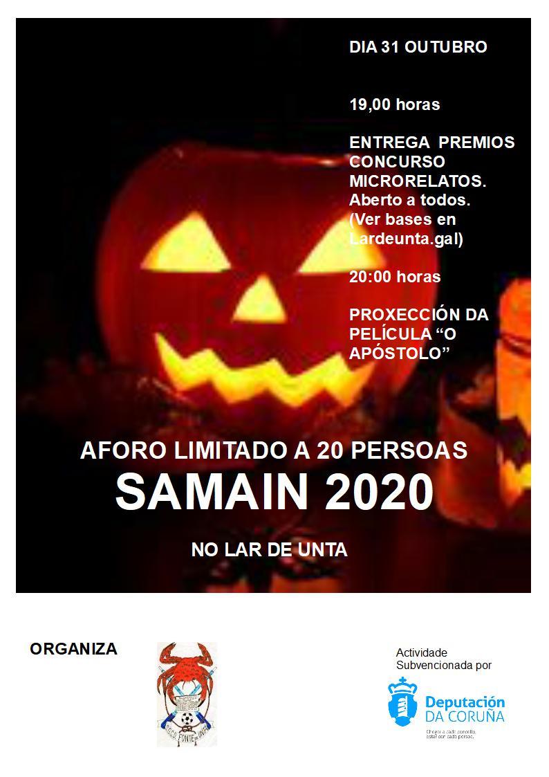 SAMAÍN 2020