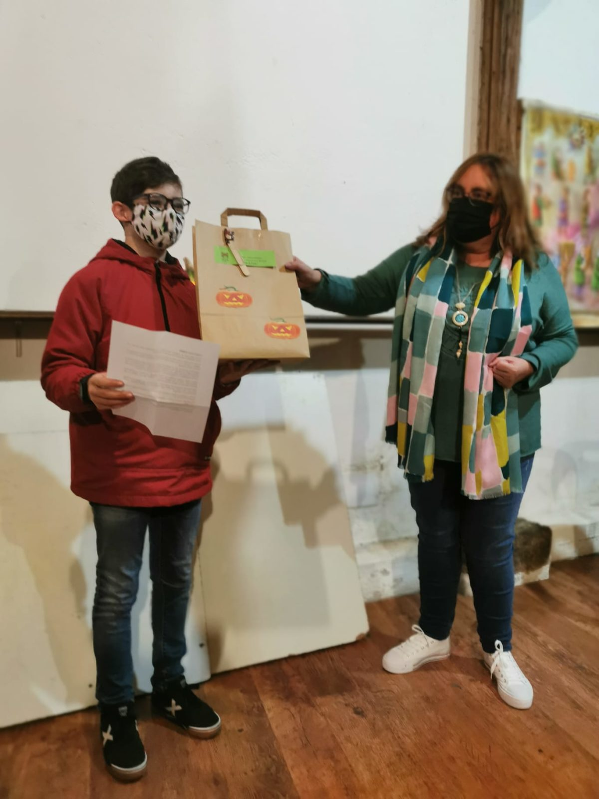 Samain 2020: Alfonso Regueiro e Xabier Gayoso premiados no I Concurso Relato Curto Lar de Unta