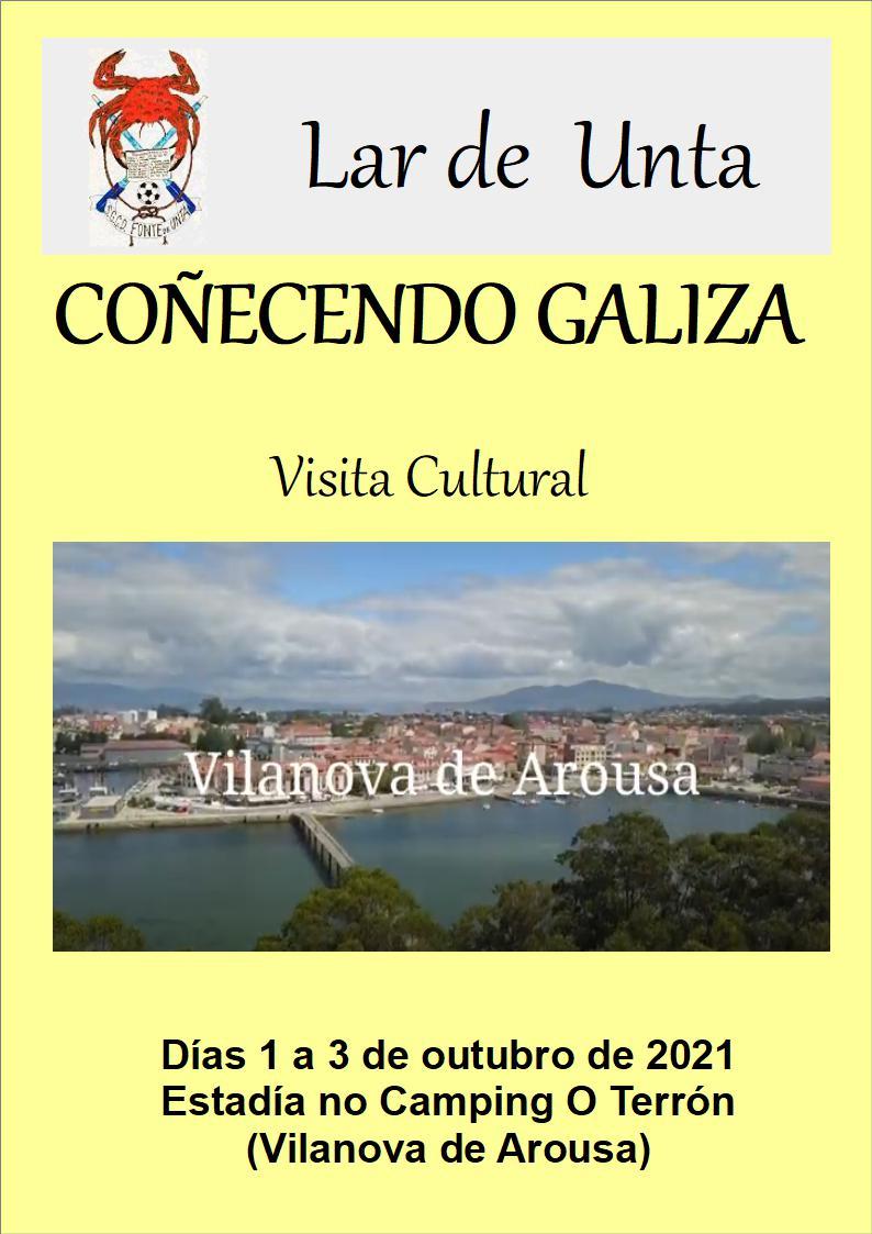 """Coñecer Galiza: """"Vilanova de Arousa"""""""