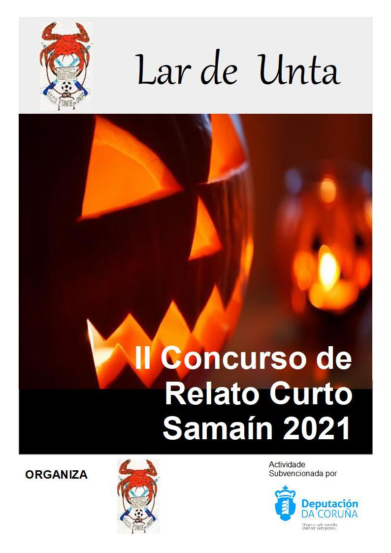II Concurso de Relato Curto Lar de Unta – Samaín 2021